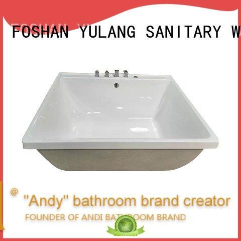 acrylic tub surround panels design acrylic bathtub ANDI Brand