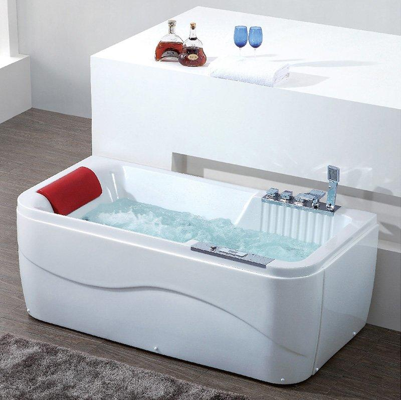 AD-2202 Acrylic Mini Indoor Hot Tub, One Person Hot Tub, Bathtub Sizes High Quality Low Price For Sale Hot Tub