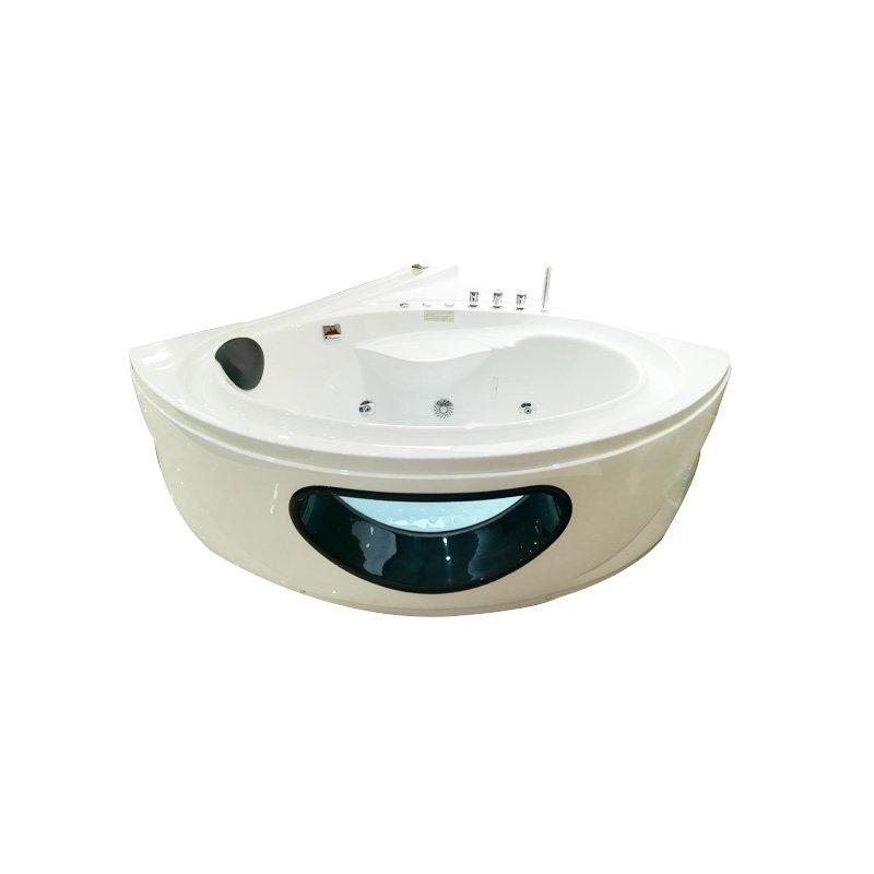 AD-633 Top Sales Indoor Hot Tub,Luxurious Massage Bath Tub,Indoor Whirlpool Spa Bathtub