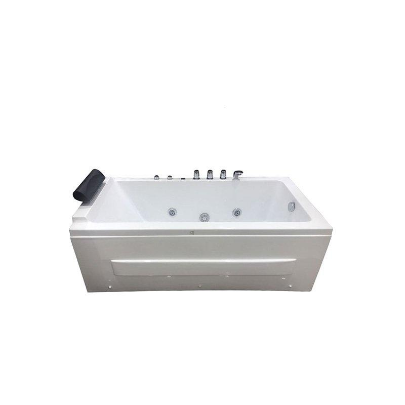 Acrylic Cheap Apron Multi-function    Whirlpool Surfing Jet Bathtub