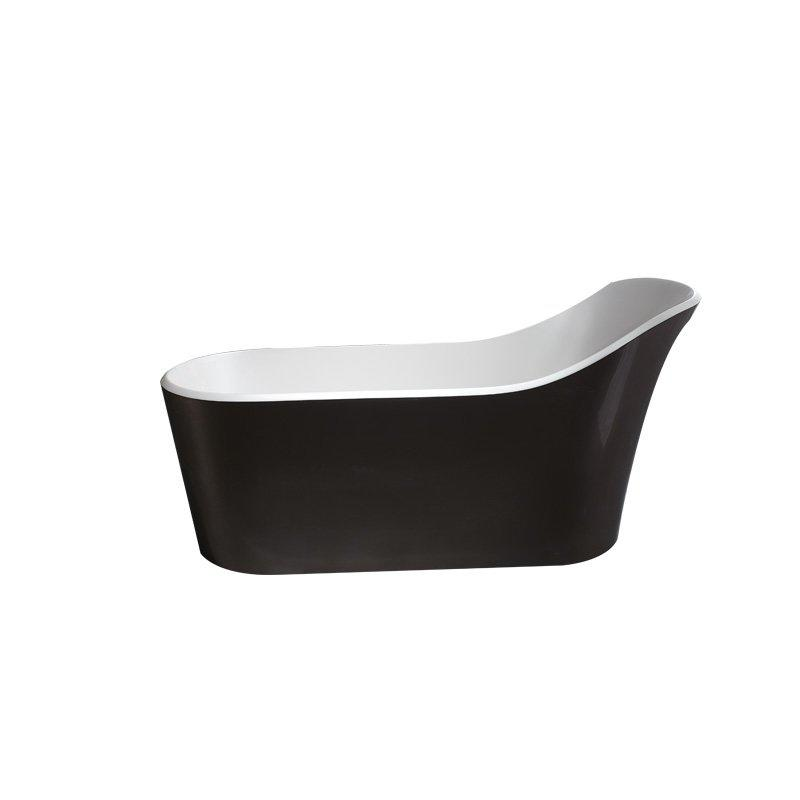 Europe Style Soaking Hot Tub with Drain