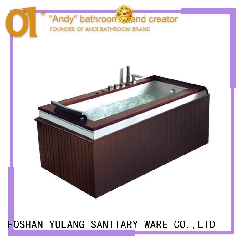 ANDI indoor spa baths at discount