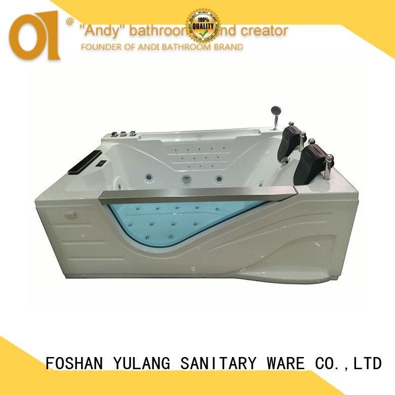 exquisite rectangular whirlpool tub air at discount for villa