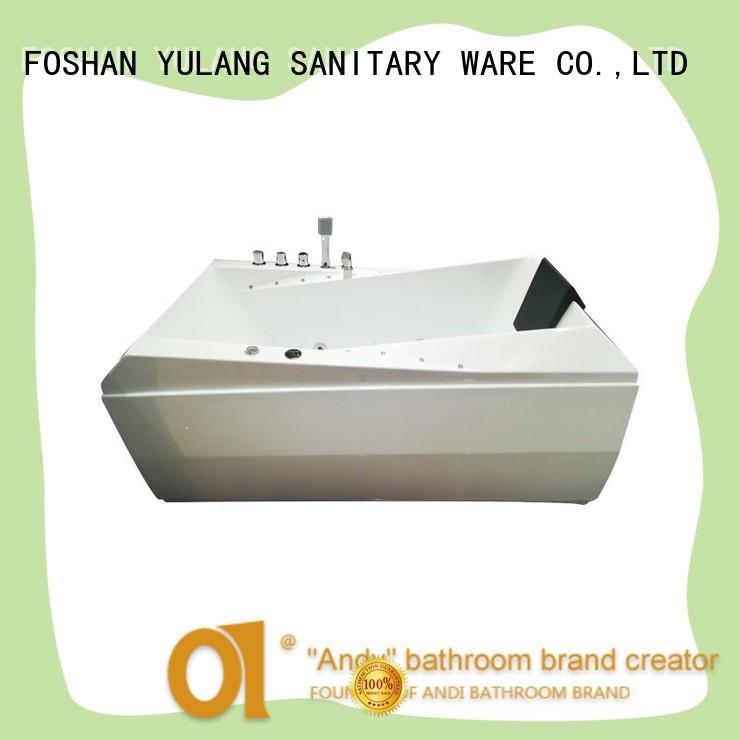 good quality rectangular jacuzzi tubs whirlpool at discount for hotel