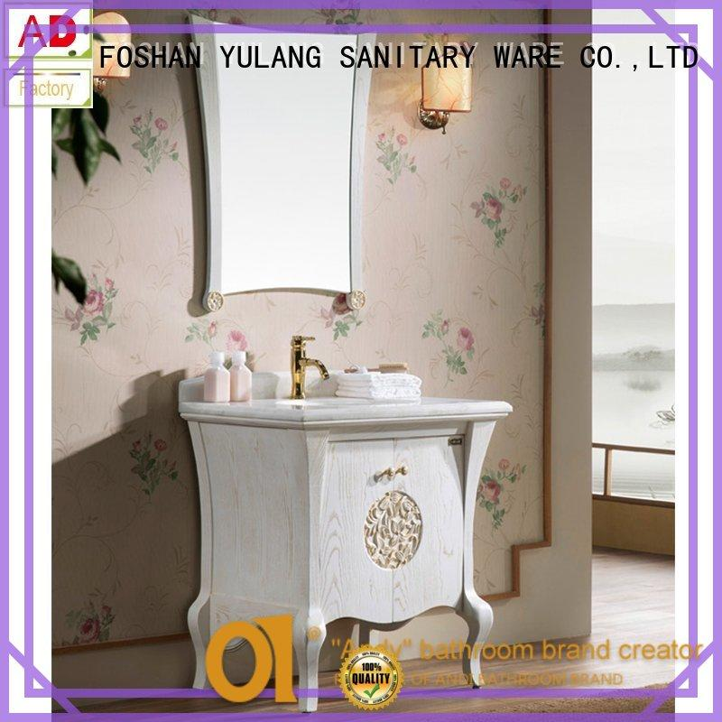 ANDI hotel bathroom vanity with drawers directly sale for rest room