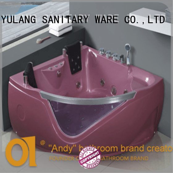 triangle tub double for hotel ANDI