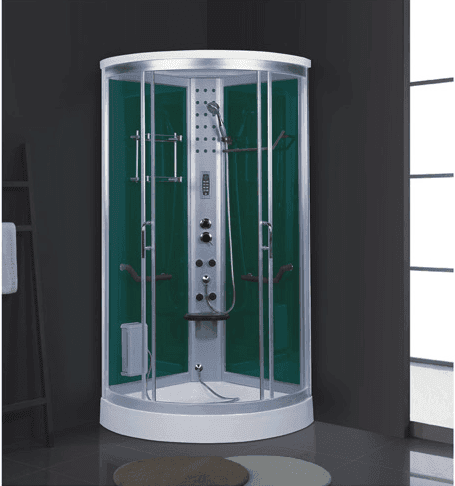 Constar classic portable ozone steam sauna room 110V steam bath generator wet steam room for sale AD-926