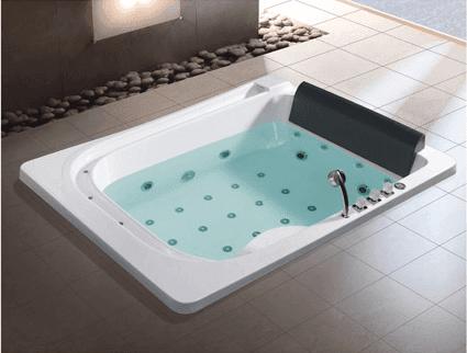 AD-814 China suppliers above ground bath tub acrylic bathtub inserts whirlpool massage bathtub