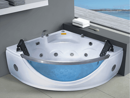 AD-632 New Bathroom Tub Whirlpool Foshan Sex Massage Acrylic Bathtub