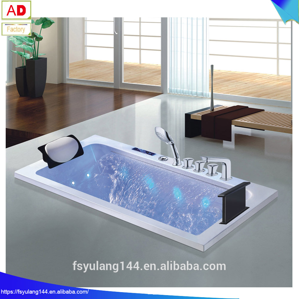 Massage Jakuzzy Bubble Bath Two Person Bathtub