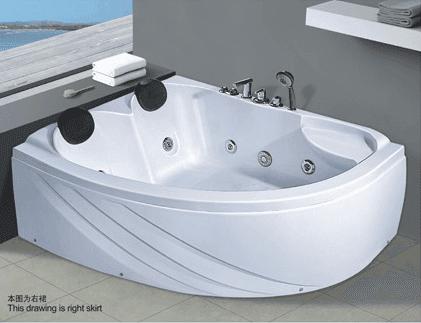 AD-693 FOSHAN QUALITY whirlpool for Free Sex usa massage hot tub