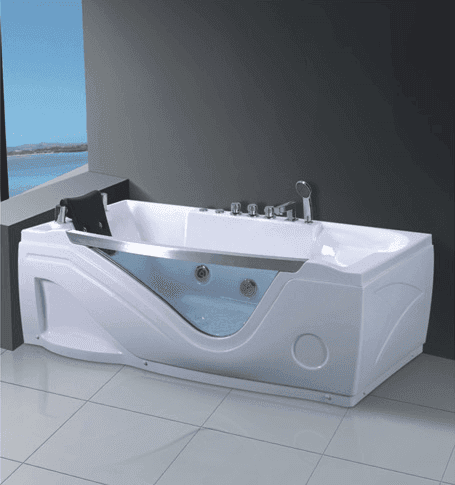 AD-621 Factory Sale Cheap Bathrooms Whirlpools Massage Jakuzi Indoor Wholesale