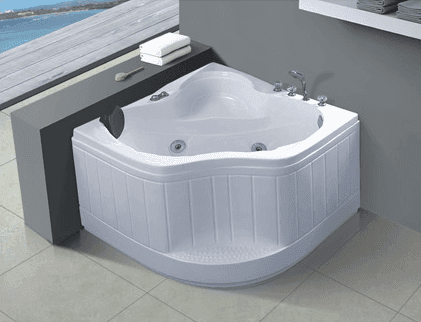 AD-699 Foshan factory spa corner bathtub sizes 1 meter very small bath TUB