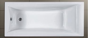 AD-03 High Quality Acrylic Anti-slip Soaking Tub with Armrest Drop in Jakuzzy Undermount Harga Bathtubs In Floor