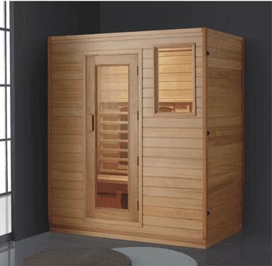 AD-967 Dry Bath China portable steam sauna room/ sauna house wood