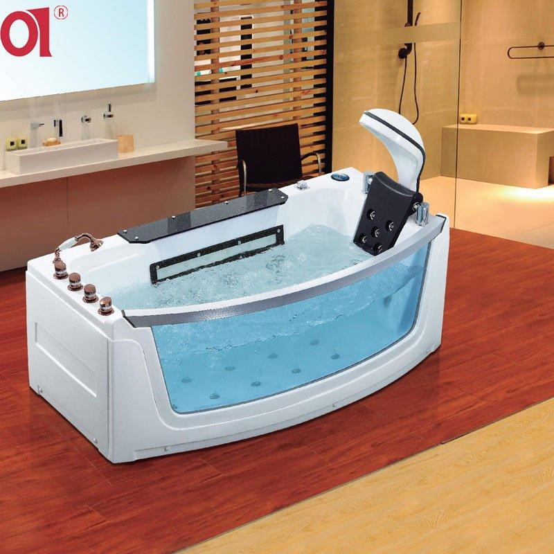 AD-2210 Luxury whirlpool massage bathtub for hotel bathroom