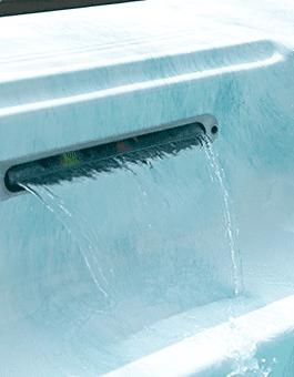 AD-2210 Luxury whirlpool massage bathtub for hotel bathroom