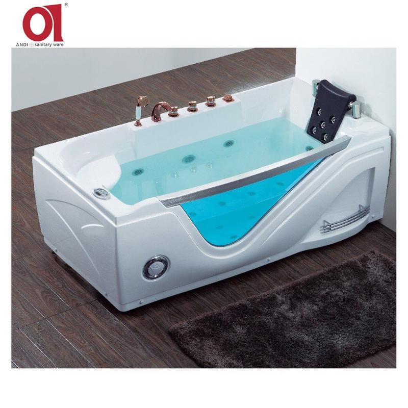 American New Size Bathtub Price For Sale Massage Whirlpool Tub ANDI-2222