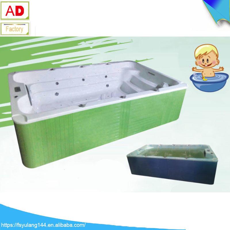 special Custom luxury chocolate massage bathtub ANDI superior