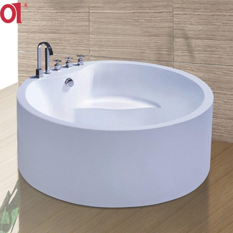 Charming Round Bathtub Price freestanding bathtubs with seater AD-6020