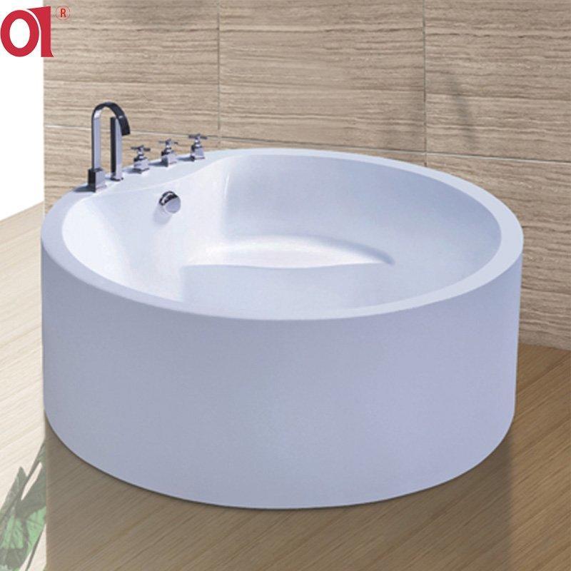 Charming Round Bathtub Price freestanding bathtubs with seater AD-6020
