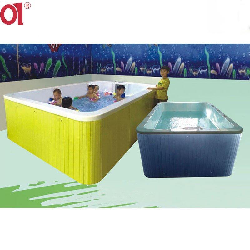 Big Size 3 M Bathtub for Kids Best Price Acrylic Hydrobath Massage Child Bath Spa Tub Children Bathtubs AD-5012