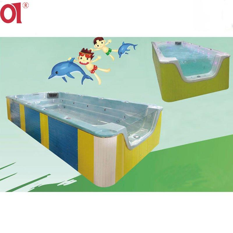 Swim pool hot tub kids children spa designed specifically for babies AD-5010