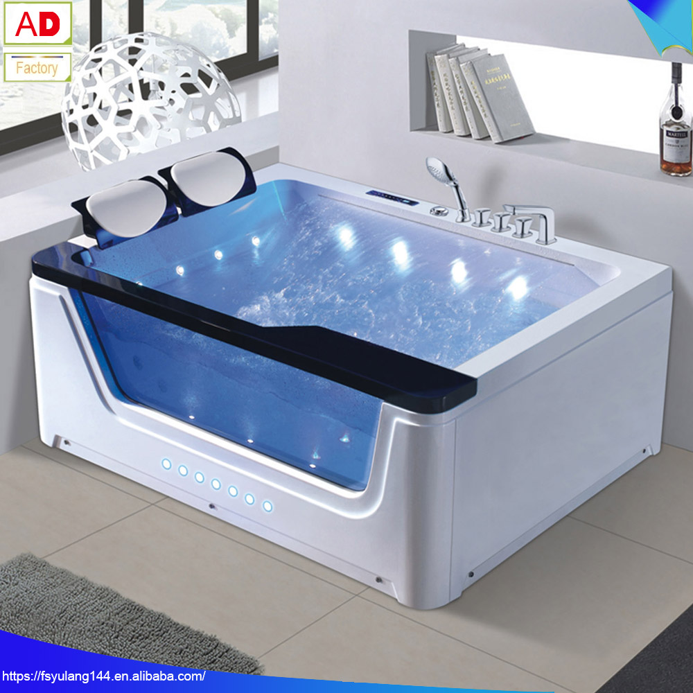Massage Bathtub With Jacuzzy