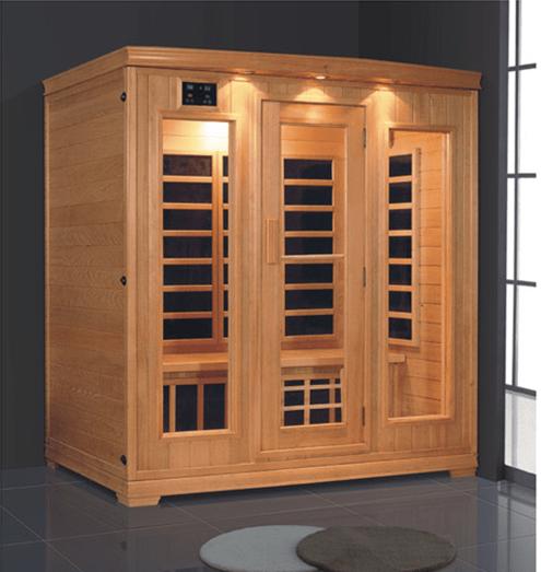 ANDI Modern Design Rectangular 1820mm Home Made Wooden Infrared Sauna Room Cabin AD-959 Steam or Sauna  Room image28