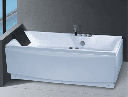 Freestanding Bathtub Massage Hot Tub AD-666