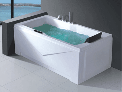 Hot Sale And High Quality Whirlpool Bathtub AD-660
