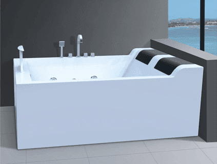 Whirlpool Jetted Tub Air Spas With Heater AD-665