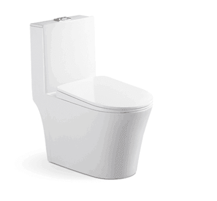 China and western bathroom siphonic public portable toilet ceramic toilet bowl AD-8014