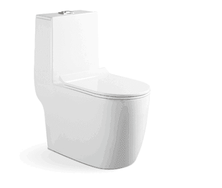 Diret wholesale small size for children ceramic wc toilet blow back toilet AD-8011