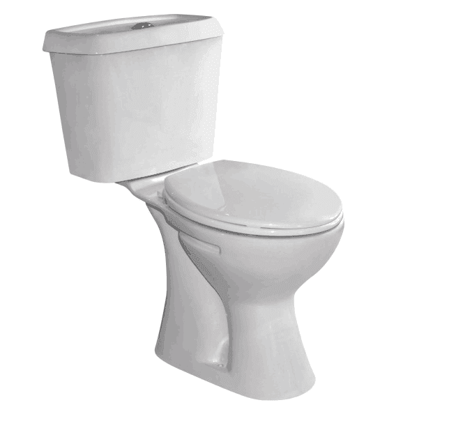 Europe design sanitary ware the top 10 brands washdown two piece toilet F-208