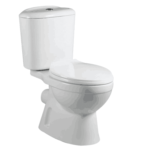 Top quality washdown two piece toilet/economic toilet/WC/toilet F-203
