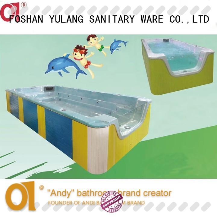 children newborn baby bath tub installation for Villa ANDI