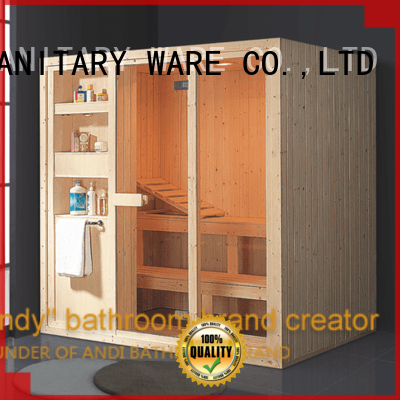 ANDI sale home infrared sauna on sale for hotel