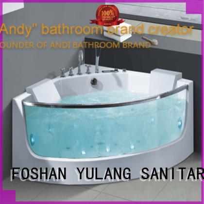 modern bathtub spa massager jet wholesale for business project