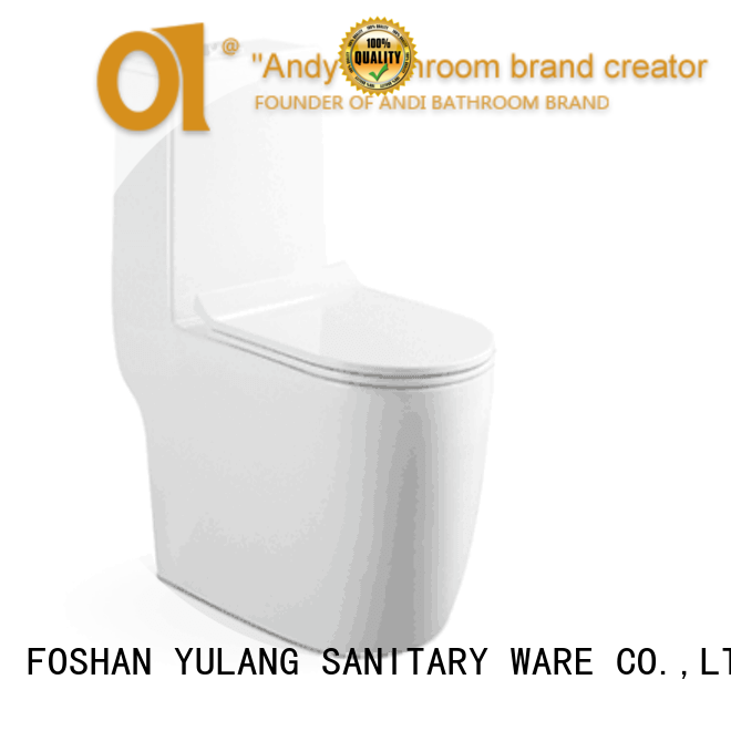 ANDI one toilet pot save water for business project