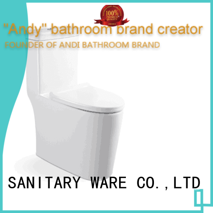 ANDI commercial ceramic toilet directly sale for children