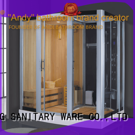 ANDI long lasting far infrared sauna promotion for home
