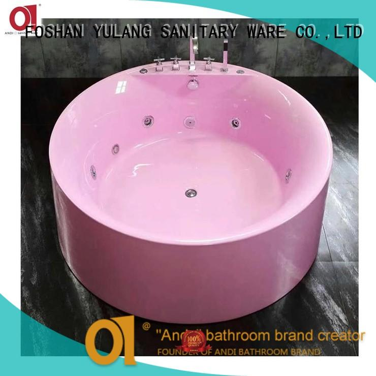 freestanding tub with shower whirlpool round copper freestanding whirlpool tub manufacture
