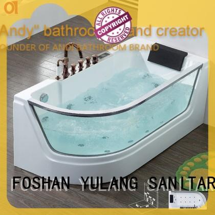 ANDI indoor bathtub spa massager promotion for business project