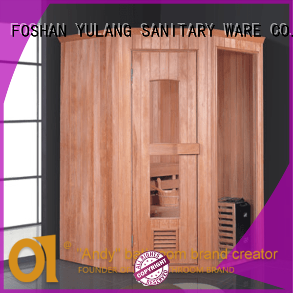 ANDI professional infrared sauna for sale on sale for apartment