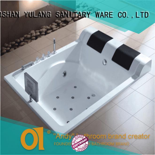 ANDI Brand person drop drop in soaking bathtub bathtub
