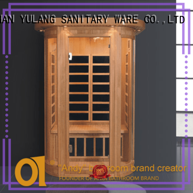ANDI professional home steam room promotion for Villa