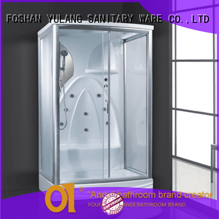 professional spa sauna acrylic factory price for home
