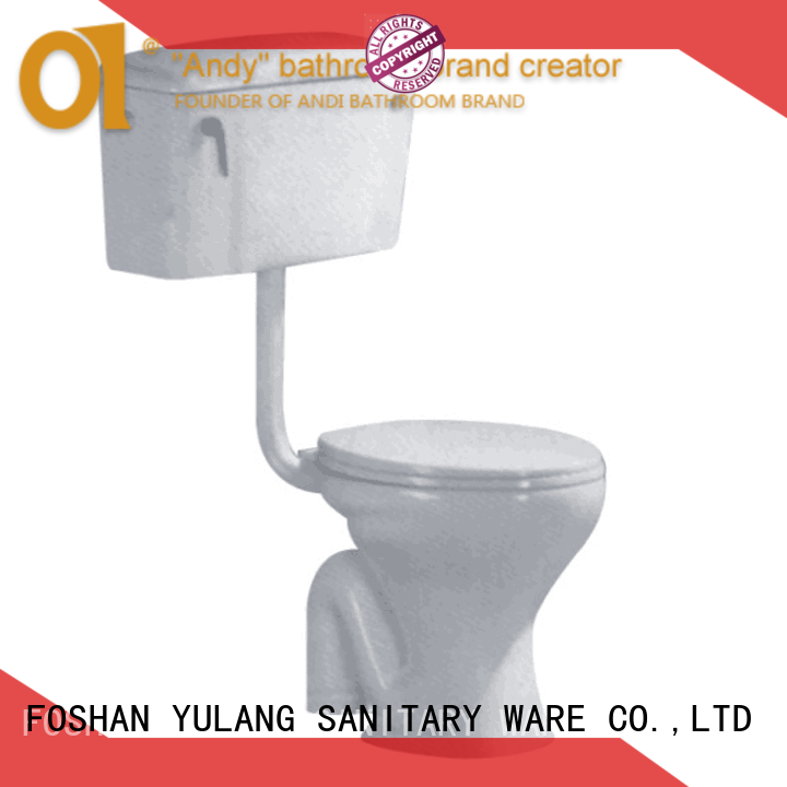 ANDI popular ceramic toilet save water for business project