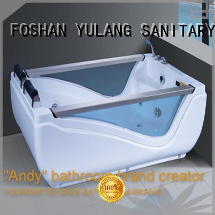 ANDI professional hydromassage bathtub wholesale for kids